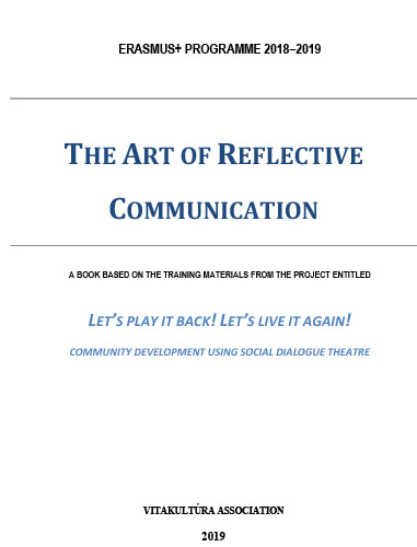 the art of reflective communication